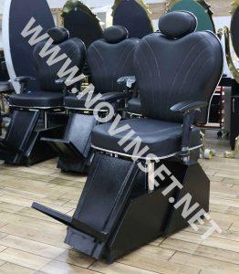 صندلی طرح برقی میکاپ 1012 آرایشگاهی