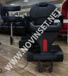 صندلی برقی باربردار میکاپ و اصلاح 1043