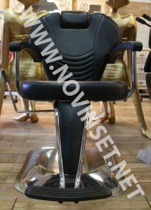 صندلی میکاپ 1023جک پدالی سالن زیبایی